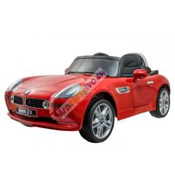 Elektrické autíčko licence BMW Z4, otevírací dveře, lakovaná karosérie