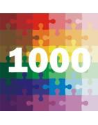 Puzzle 1000 dílků