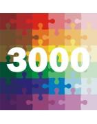Puzzle 3000 dílků