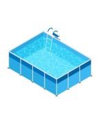 Bazény s konstrukcí