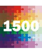 Puzzle 1500 dílků