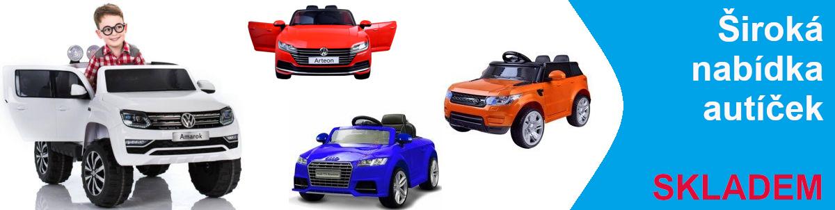 Elektricka auta pro deti
